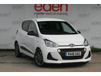 2018 Hyundai i10 1.0 Go SE 5 door Hatchback