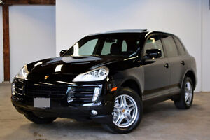 2008 Porsche Cayenne S Black Package