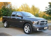 2014 Dodge RAM 1500 QUAD LARAMIE 5.7 4dr PICK UP, BIG SPEC, NEW U.S. IMPORT