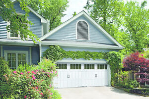 Garage doors - Financing available! Residential & commercial Strathcona County Edmonton Area image 2