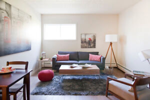 RENTED - The renovated  apartment you've been looking for!