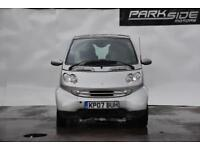 2007 Smart Fortwo 0.7 City Passion 3dr
