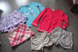 Girls' Mexx,Sprit,Gap,UNI,OshKosh,Jeans Shorts,Skirts,tops 7-10