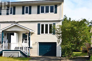 3 Bedroom semi in Millwood with garage