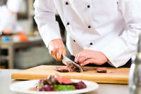 Urgent - Fine Dining Chef Required Feb 22 - Mar 3