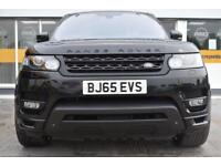 2015 65 LAND ROVER RROVER SPORT ABIO DYN SDV GOOD AND BAD CREDIT CAR FINANCE