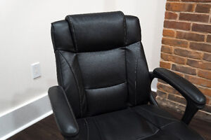 Leather office chair Kingston Kingston Area image 2