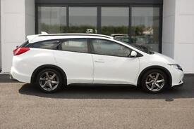 2014 Honda Civic 1.6 i DTEC SE Plus Tourer 5dr (dab)