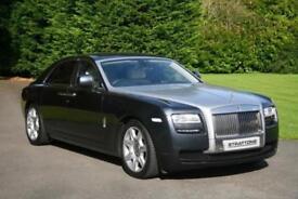 2010 Rolls-Royce Ghost 6.6 4dr