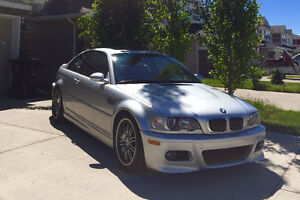 2003 BMW M3 Coupe **6-Speed Manual**