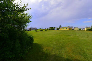 Maximeville Cottage lot with white sandy beach PEI Canada