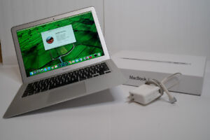MacBook Air - 13 inch Mid 2013 - 1.3GHz Core i5 4gb RAM 128GB HD