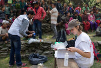 Donations of Medical Supplies for rural clinic in Nepal