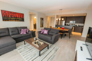 Weekly,  Monthly and Short term Fully Furnished suite available!