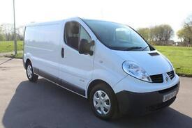 Renault Trafic 2.0dCi ( EU5 ) L/Roof Van LL29dCi 115 14 Reg £7,495