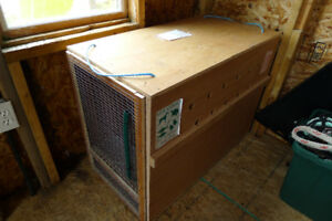 Dog Shipping Crate Kennel