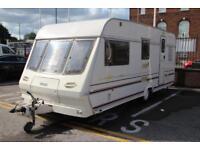 Lunar Solar 524 1997 4 Berth Caravan £2200