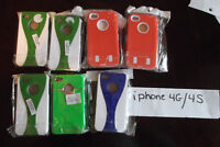 CASE CLEAR OUT IPHONE 4/4S ALL BRAND NEW