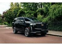 2021 Cadillac Escalade 4WD Sport Platinum Petrol black Auto