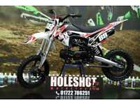 HMX 125CC MANUAL MOTOCROSS PITBIKE. YOUTH / ADULT *6 MONTH WARRANTY