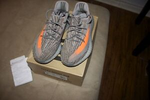 REAL YEEZY BOOST 350 v2 (NEGO) West Island Greater Montréal image 4