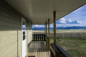 ACREAGE FOR SALE SOUTHWESTERN ALBERTA