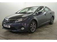 2015 Toyota Avensis D-4D ICON Diesel blue Manual