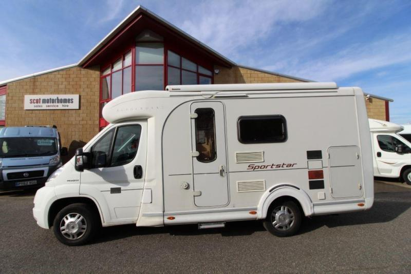 Autocruise Sportstar Motorhome In Perth Perth And