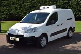 Peugeot Partner l2 Fridge van 1.6 hdi