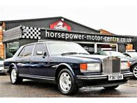 1989 Rolls-Royce Silver Spur 6.8 4dr Petrol blue Automatic
