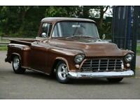 Lovely 1955 American V8 Classic Chevy Pick Up V8 Auto