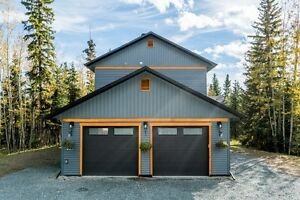 Brand New Build,  5 acres CLOSE to Town Prince George British Columbia image 19