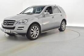 2011 MERCEDES BENZ M CLASS ML350 CDI BlueEFFICIENCY Grand Edition 5dr TipAuto
