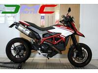 2015 Ducati Hypermotard 821 SP Fully Loaded 8,567 Miles Full Termi Exhaust