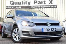 2014 Volkswagen Golf 1.4 TSI BlueMotion Tech SE Hatchback DSG 5dr