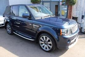 Land Rover Range Rover Sport SDV6 AUTOBIOGRAPHY SPORT