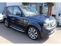 Land Rover Range Rover Sport SDV6 AUTOBIOGRAPHY SPORT-HEATED LEATHER-CRUISE CONT