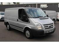 [NO VAT] Ford Transit 2.2TDCi 125PS 260 Trend in Silver + Spare Wheel - Onsite