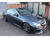 Mercedes E350 BLUETEC AMG LINE