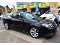 BAD CREDIT CAR FINANCE 2010 10 SAAB 9-3 1.9TiD CONVERTIBLE VECTOR SPORT