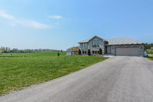 1.02 Acre Lot - 3 Bedroom 5 Year Old Bungalow - OPEN HOUSE