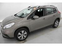 2016 PEUGEOT 2008 1.6 BlueHDi 100 Active 5dr [Non Start Stop]