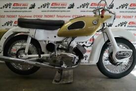 1962 Ariel Golden Arrow, Rare bike.