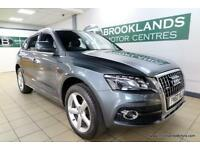 Audi Q5 3.0 TDI QUATTRO S LINE Auto [SAT NAV, LEATHER, BandO SPEAKERS and POWER