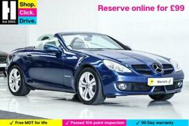 image for 2008 Mercedes-Benz SLK 1.8 SLK200 Kompressor 2dr Convertible Petrol Automatic