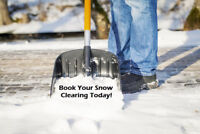 St. John's Snow Clearing - Now Booking - Limited Space