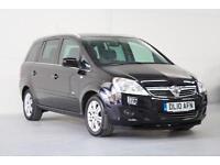 2010 Vauxhall/Opel Zafira 1.8i 16v Design, £117 MONTHLY