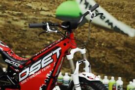 OSET 20 Racing Trails Bike Motocross (2018 Model)