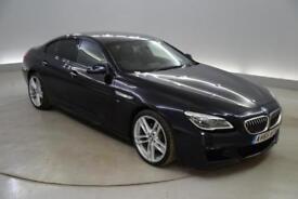 BMW 6 Series Gran Coupe 640d M Sport 4dr Auto