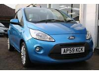 Ford Ka 1.2 2009MY Zetec